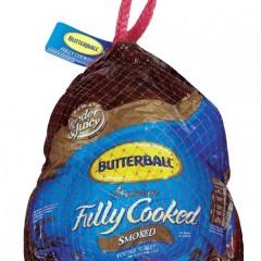 US Butterball 煙燻熟火雞 10-12磅