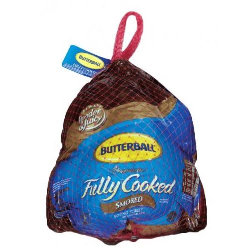 US Butterball 煙燻熟火雞 8-10磅