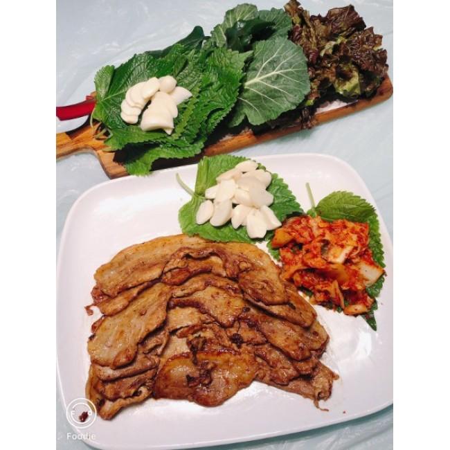 加拿大Lucyporc Pork A 級厚切豬腩片 (無皮)