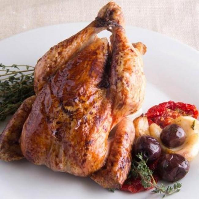 法國無激素黃油春雞