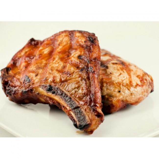 西班牙 Porkganic 蒜味有機豬扒
