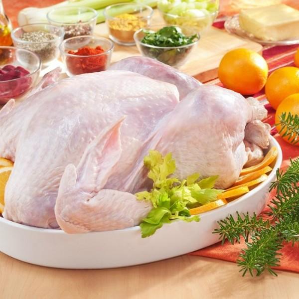 US 美國原隻生火雞 8-10磅