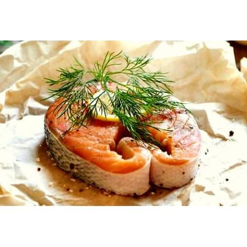 挪威三文魚扒